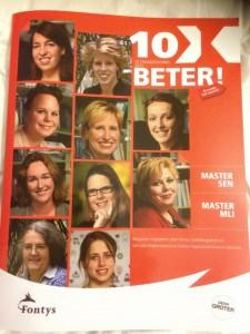 10x beter